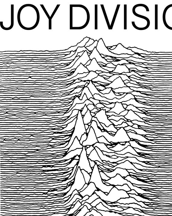 joy division poster print record album cover art unknown etsy 1840s Interior Decor 50