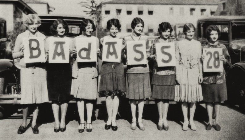 vintage ass pictures