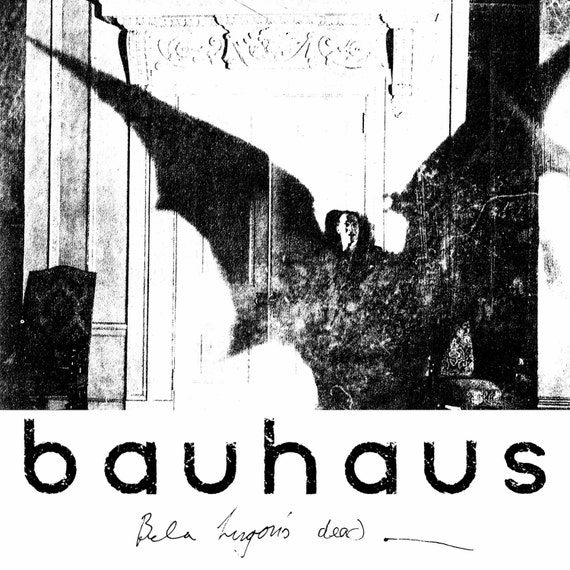 bauhaus love and rockets peter murphy print poster album etsy. Black Bedroom Furniture Sets. Home Design Ideas