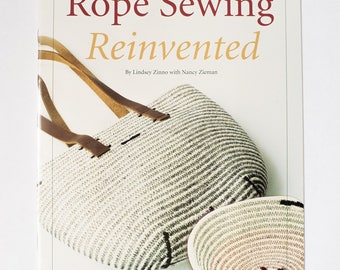 Rope Sewing Reinvented Book