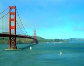 Landscape Photography, San Francisco, Decorative Wall Art, Poster, Print, Home Decor