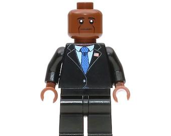 Barack Obama - Custom Minifigure