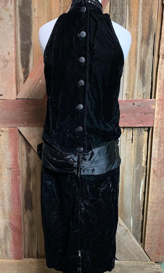 Gunne Sax Jessica McClintock Flapper Dress - image 4