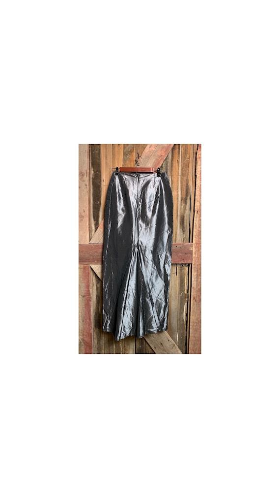 Vintage 80's Jessica McClintock Floor Length Skirt - image 2