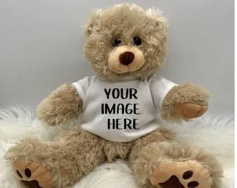 Record Your Own Plush 16 Rainbow Bear Ready 2 Love in a Few Easy Steps Bear