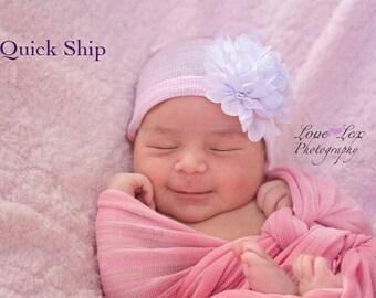 Newborn flower hat  998ab539140