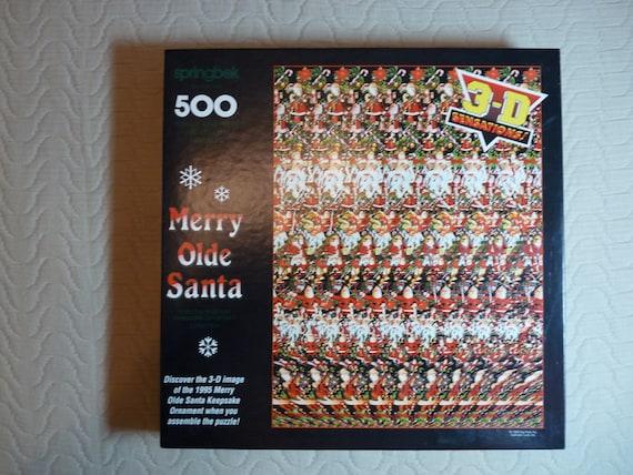 Collectors Series Precious Moments: Heaven Sent by Springbok Hallmark Cards Inc. 1000 Piece Puzzle