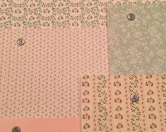 Dollhouse Wallpaper Etsy