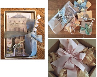 GIFT WRAPPING by Tiny Dwelling Miniatures