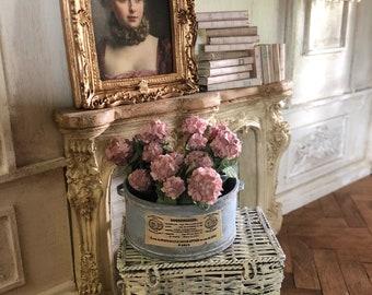 Miniature Flowers, Dollhouse Flowers, Dollhouse Accessories  Miniature Decorations