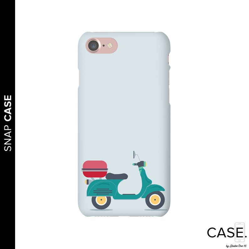 coque iphone 7 vespa
