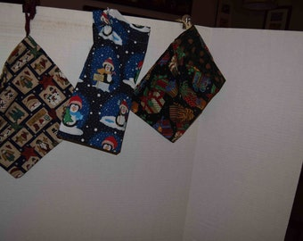 Set of 8 gift bags