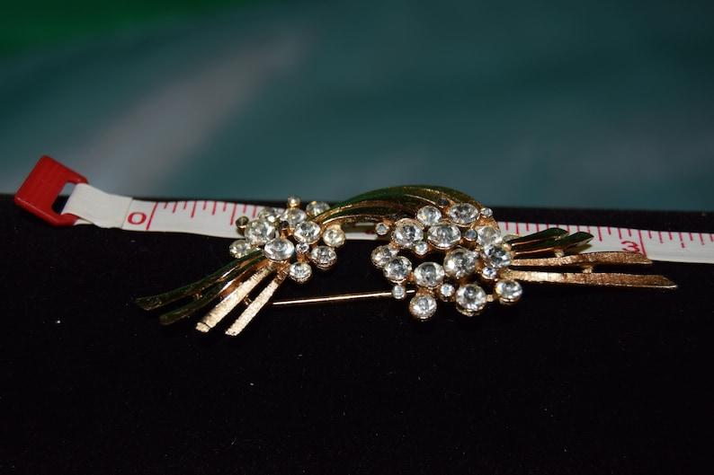 Vintage Costume Jewelry Brooch image 0