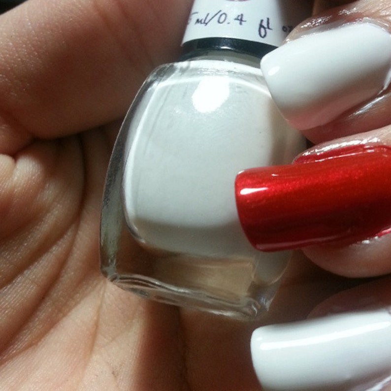 The Name of Justice - Red Nail Polish - Crimson Nail Polish - Pin-up - Nail  Polish - Vegan Nail Polish - 5 Free Nail Polish - Ready to Ship