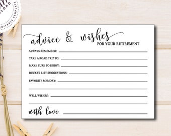 photograph relating to Retirement Party Games Free Printable called Printable retirement Etsy