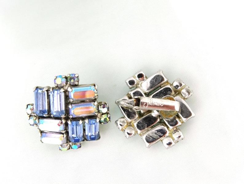 Sherman Blue Earrings