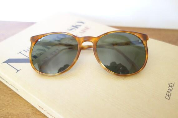 Vintage B&L RAY-BAN Sunglasses - Tortoise Ray Ban