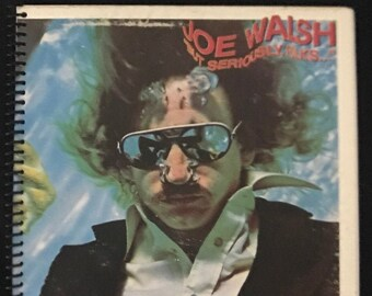 Joe walsh lp | Etsy