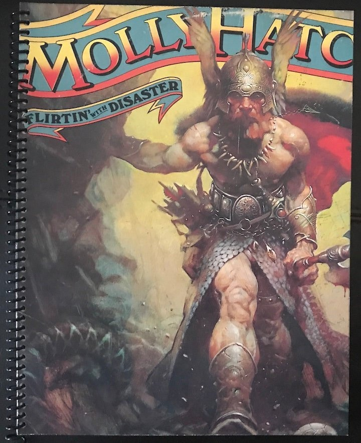 flirting with disaster molly hatchet bass cover art book list template