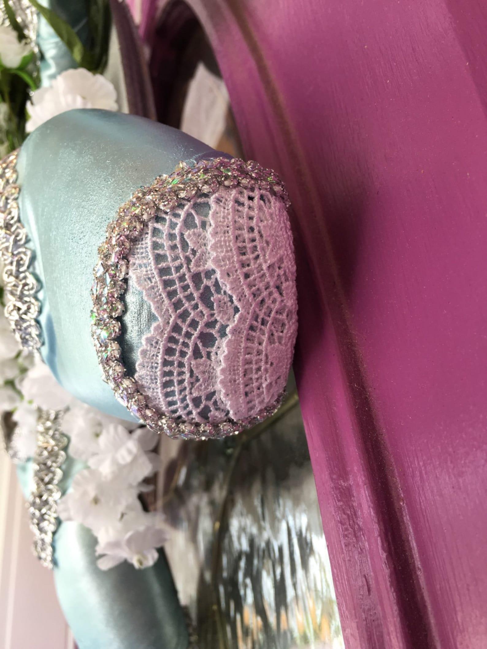 made to order decorative- ballet dance keepsake-wedding-ballerina birthday. centerpiece! gift!