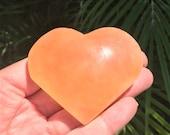 Lovely Peach Selenite! Pe...