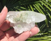 Rare Curved Crystal Quart...