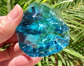 Electric Blue Andara! Authentic Monatomic Andara! Lady Nellie Electric Blue Andara! Rare Gem Specimen