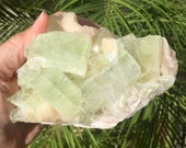 Amazing Green Apophyllite...