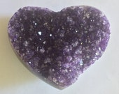 Gorgeous Amethyst Heart! ...