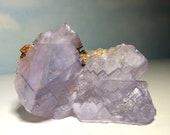 Lavender Fluorite! 344gm  Fluorite Specimen from Morocco! Lavender Fluorite! Healing Stones