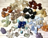One Dollar Tumbled Stones and Crystals! You pick! Healing Crystals,Healing Stones