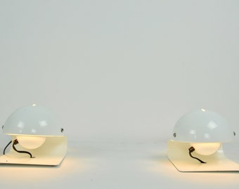 1 of 2 GUZZINI Bugia lamp - 1970
