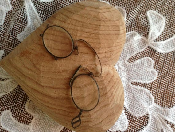 Edwardian spectacles for repair..