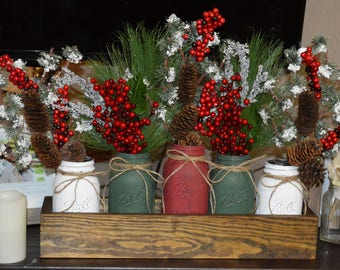 mason jar decor holiday decor mason jar holiday decor mason jars christmas christmas mason jar decor holiday