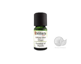 Myrrh's Essential Oil