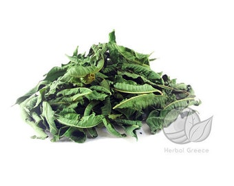 Organic Lemon Verbena, Greek, Dried, Leaves, Herb