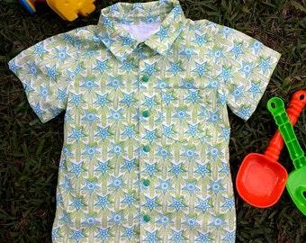 Boys Handmade Classic Shirt