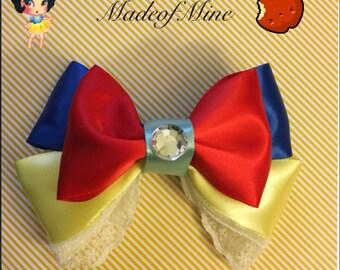 Snow White bow