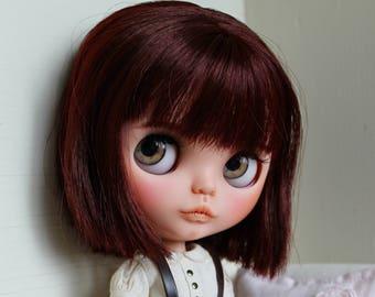 PRICE REDUCED! Claudia - Custom Blythe Doll, OOAK Art Doll