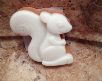 Squirrel soap
