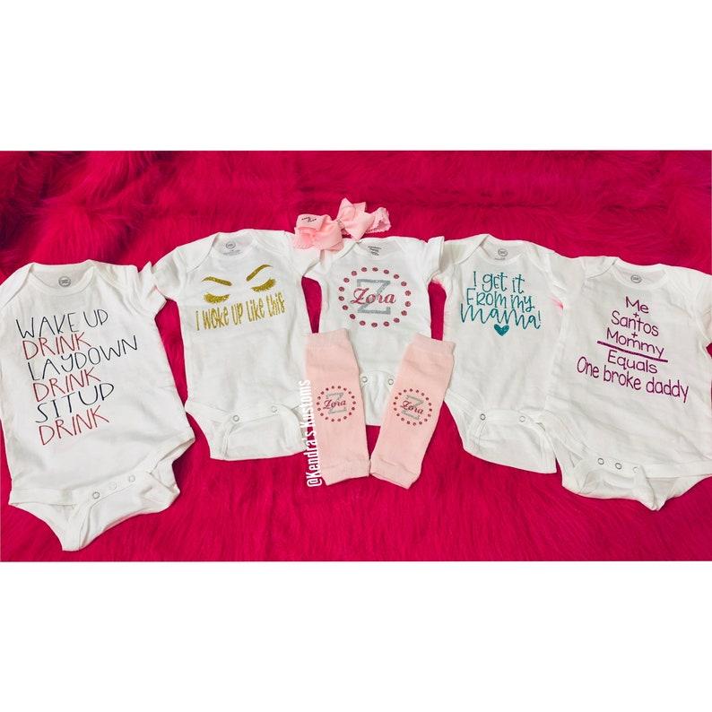 Baby Shower Gift Set
