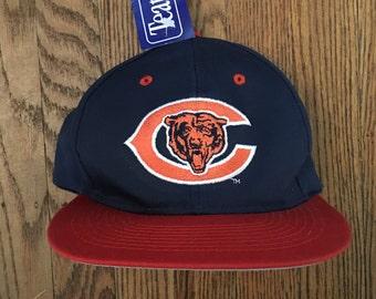 42d61d286 ... get vintage 90s deadstock chicago bears nfl snapback hat baseball cap  8d683 c1508 ...