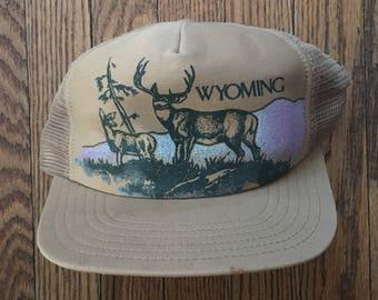 Wyoming hat | Etsy