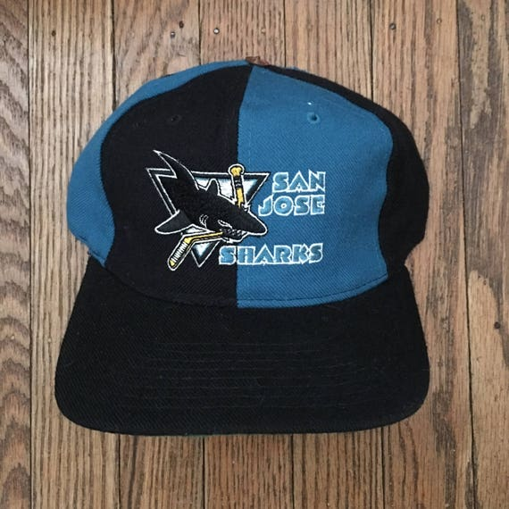 c4e1fb454 wholesale san jose sharks vintage snapback 790fb 766f2