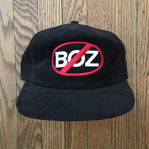 Vintage 80s 90s Corduroy Brian Bosworth Boz Seattl