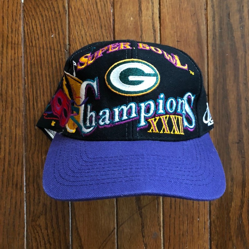 ba8aefc0 Vintage 90s Green Bay Packers Super Bowl XXXI Champions | Etsy