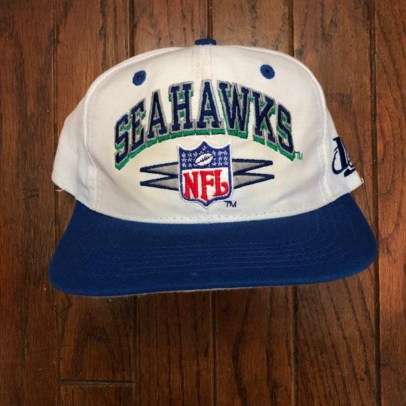 Vintage 90s Seattle Seahawks Logo Athletic NFL Sna