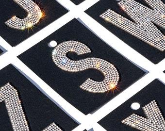 HotFix Rhinestone Iron On Xl Transfer Design Clear Crystal VIP