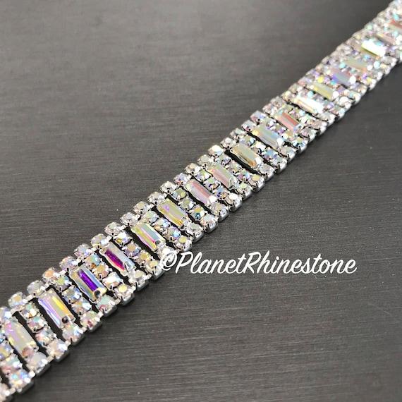 AB Rhinestone Rhinestone Trim #0190