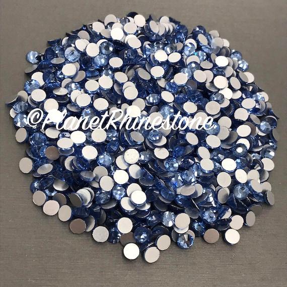 Light Sapphire / 10 Gross / SS20 / Flat back / Egyptian Crystals